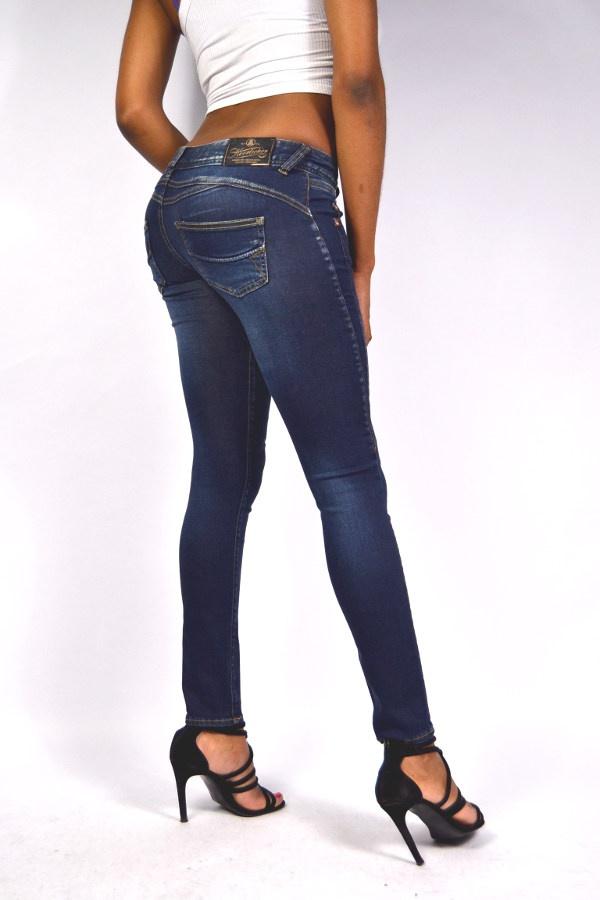 herrlicher gila jeans slim d9668 clean 109 95. Black Bedroom Furniture Sets. Home Design Ideas