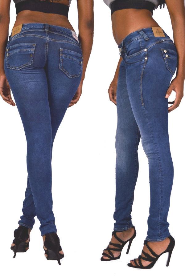 Herrlicher Piper Slim D9668 071 Damen Jeans Hose Neu