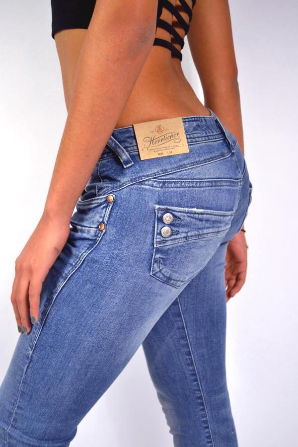 herrlicher jeans piper slim d9664 polo blue 69 95. Black Bedroom Furniture Sets. Home Design Ideas
