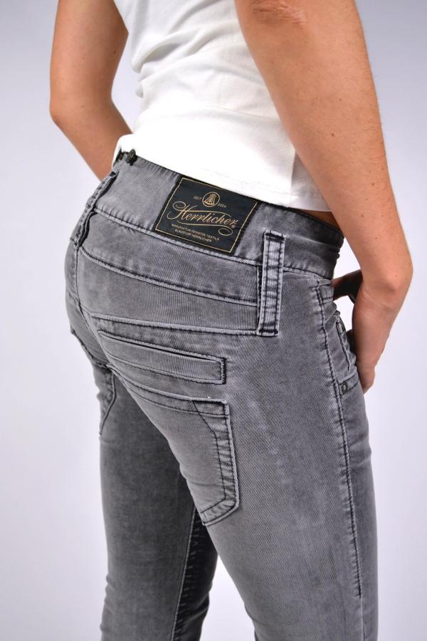 herrlicher jeans grau