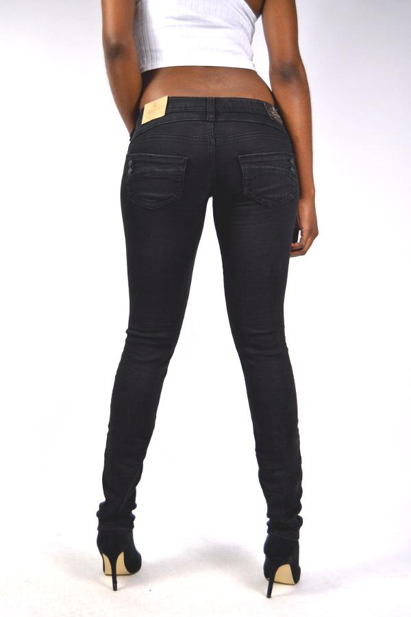 herrlicher jeans piper slim db840 tempest black 109 95. Black Bedroom Furniture Sets. Home Design Ideas