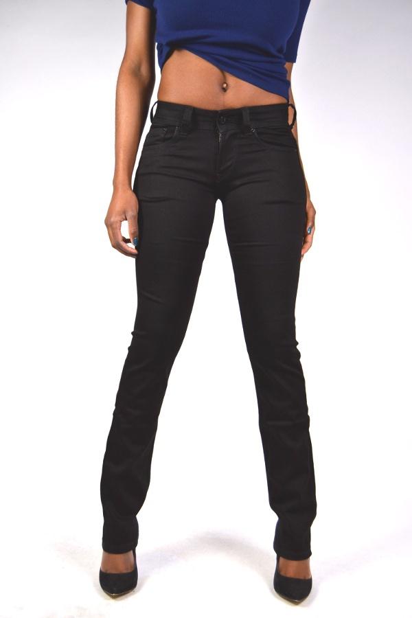 pepe jeans saturn schwarz d95 regular straight 79 90. Black Bedroom Furniture Sets. Home Design Ideas