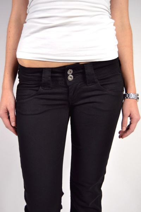 pepe jeans schwarz damen