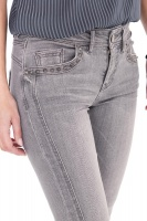 ATT BELINDA Jeans Regular Slim Silver Grey