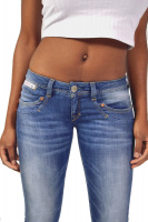 Herrlicher Jeans PIPER Slim D9666 Bliss Powerstretch