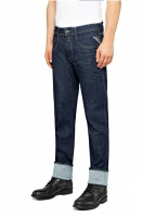 Replay ANBASS Slim Jeans M914Y 141 Rinse