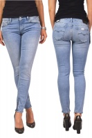 Replay Jeans LUZ Ankle Zip 93A Powerstretch