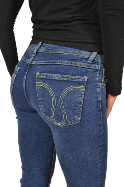 ATT Jeans STELLA Classic Sustainable Straight 219 Dark Blue