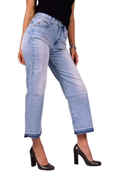 Herrlicher Jeans GILA Sailor cropped 5355 Fresh Water