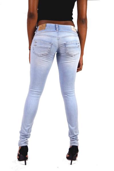 herrlicher jeans piper slim d9668 ice blue 89 95. Black Bedroom Furniture Sets. Home Design Ideas