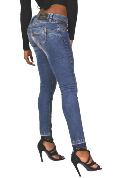 Herrlicher Jeans TOUCH Cropped 5320 D9668 Deep River