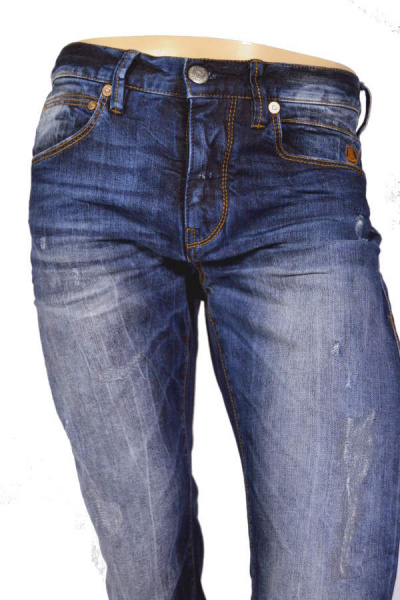 Herrlicher Jeans TYLER TAPERED D9661 Road Tested