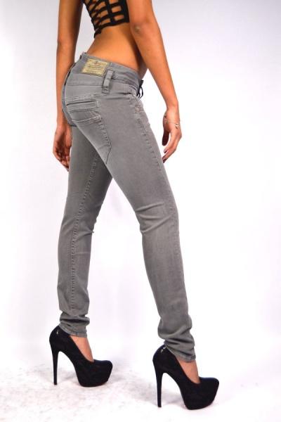 herrlicher pitch slim jeans 5303 sn560 drill metal 109 95. Black Bedroom Furniture Sets. Home Design Ideas