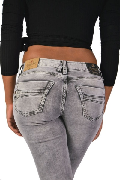 Herrlicher TOUCH Cropped Jeans 5320 Dusky