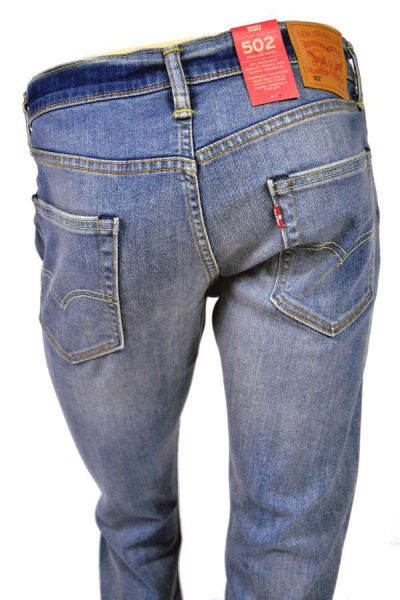 Levis® 502 Jeans Regular Taper Dennis
