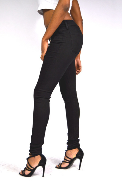 Levis® FlawlessFX Jeans 710 Super Skinny Night Black
