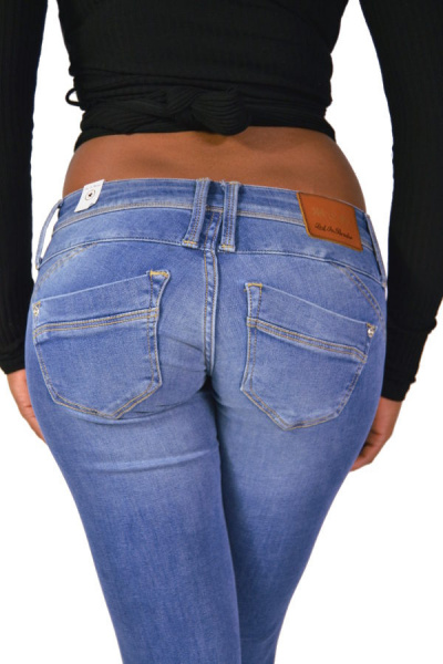 Lost In Paradise Jeans CELINA SUPERSLIM 9169-637 Blue Shadow