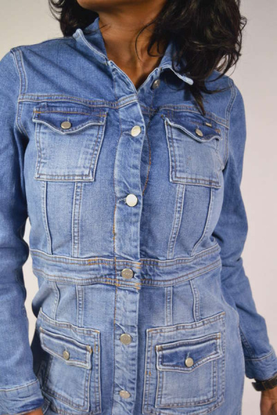 Pepe jeans kleid louise