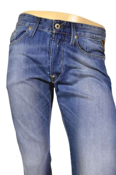 Replay Jeans M983 WAITOM Hellblau 606 706