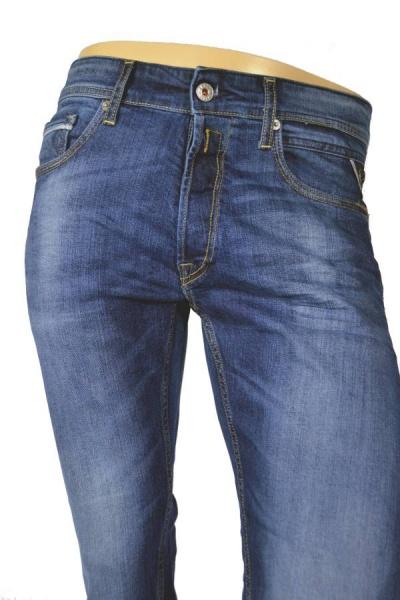 ... Replay Jeans MA972 GROVER Straight 573 240 Indigo ...