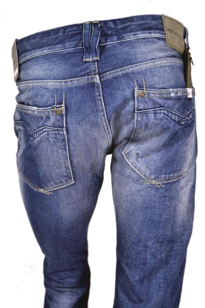Replay NEWBILL MA955 Jeans 34C 170 Authentic